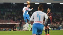 PHOTO GALLERY: 10-2-2017 Napoli vs Genoa