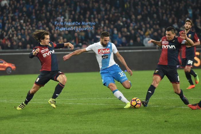 AMARCORD: Genoa-Napoli, segnare per vincere!