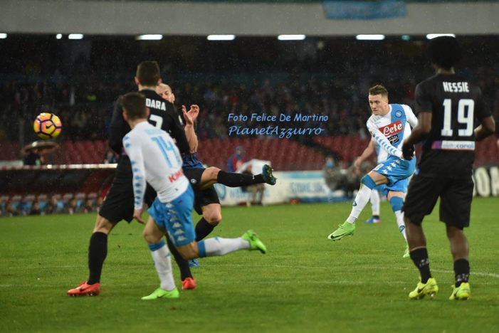PHOTO GALLERY: 25-2-2017 Napoli vs Atalanta