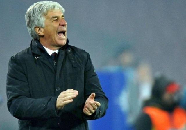 """Gasperini: """"A Napoli sarà una  partita molto difficile, gli azzurri sono fortissimi""""!"""