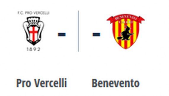 Un rigore di Ceravolo regala al Benevento una preziosa vittoria sulla Pro Vercelli