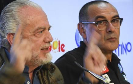 """Retroscena Gazzetta – ADL furioso nel post Palermo, Sarri minacciò: """"Me ne vado!"""""""