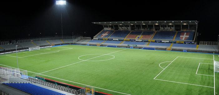 Novara-Benevento 1-0. Decide Troest
