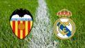 Il Real Madrid cade a Valencia nel match di recupero della Liga