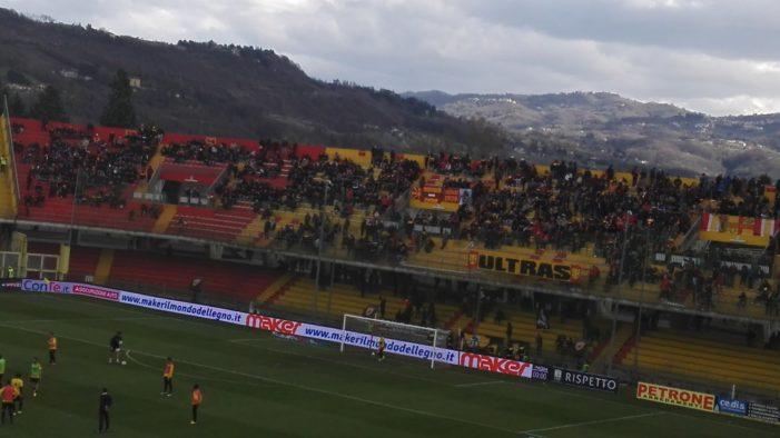 Benevento-Entella 0-0. Stregoni sottotono