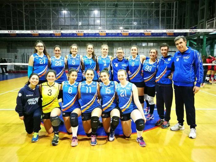 PALLAVOLO UNDER 18  – Arzano Volley vince la semifinale provinciale