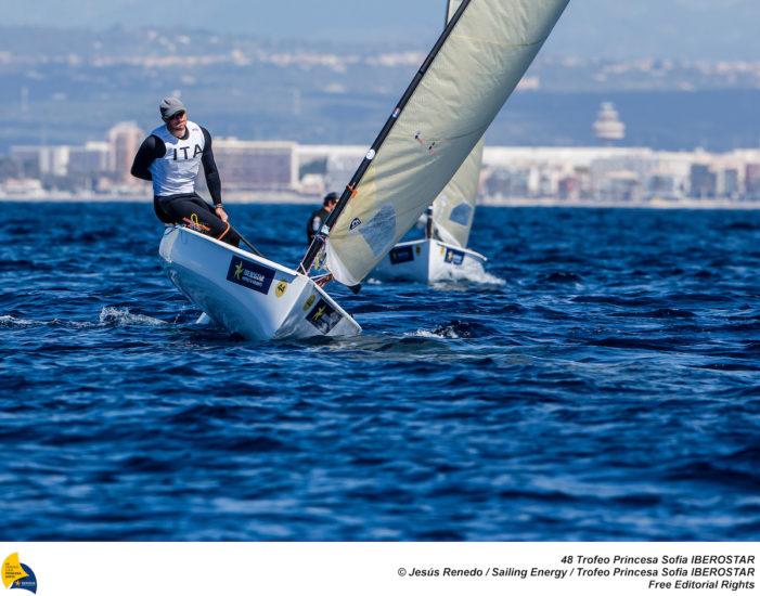 Vela Olimpica FIV – Azzurri protagonisti al Trofeo Sofia a Palma