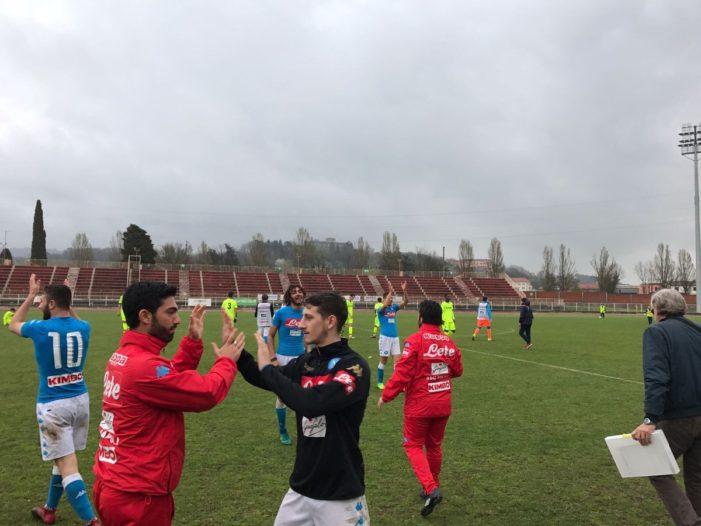 Viareggio, azzurrini ai quarti: battuto 2-1 il Bologna, affronteranno il Club Brugge