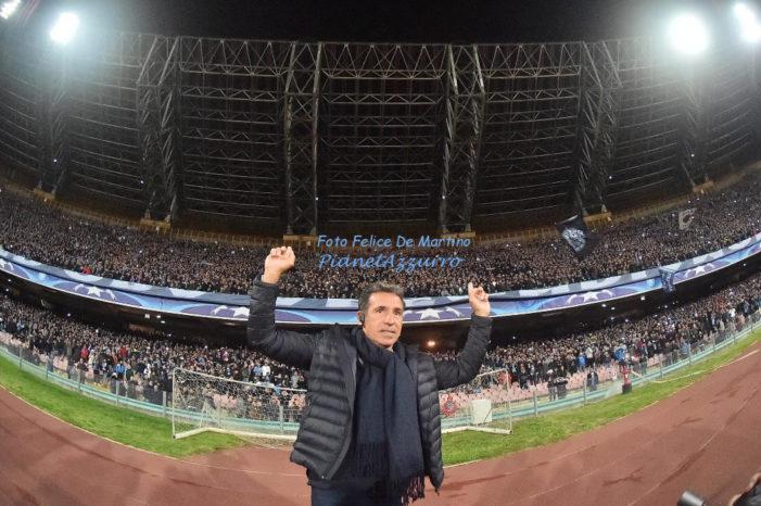 """Careca: """"Sarri un fuoriclasse, questo Napoli figlio della cessione del Pipita. Mertens mi ricorda Bebeto"""""""