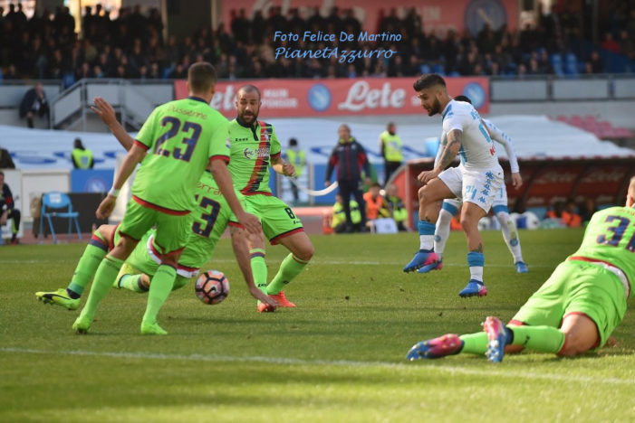 PHOTO GALLERY: 12-3-2017 Napoli vs Crotone