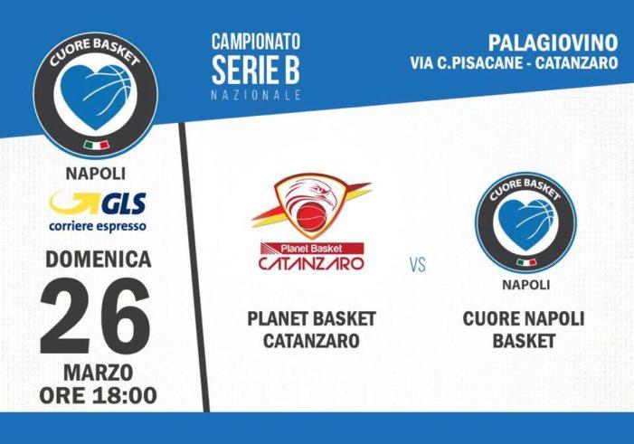 Pre-partita Catanzaro – Napoli