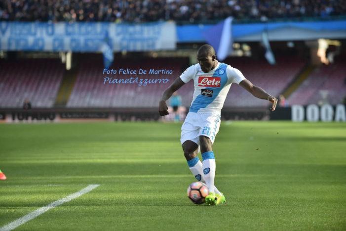 """Koulibaly: """"Spiace per la sconfitta, ma abbiamo dimostrato di essere una squadra forte. Vogliamo passare il turno"""""""