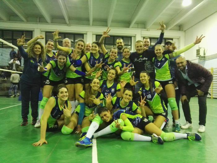 PALLAVOLO – Lp Pharm Napoli titanica in trasferta contro la Link Campus University Stabiae: vittoria 3-0 e terzo posto