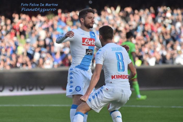 Napoli-Udinese: plebiscito di scommesse per gli azzurri, su microgame il 99% gioca l&#8217;<1>