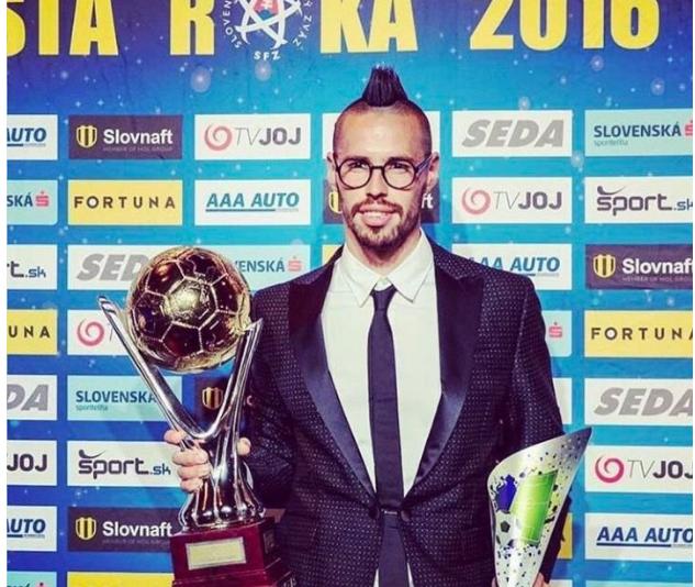 """Hamsik, sesto pallone d'oro slovacco: """"il 2016 miglior anno della mia carriera, grazie a Sarri"""""""