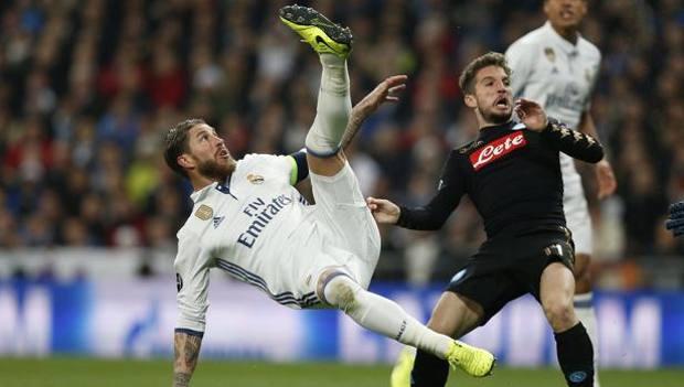 LA PARTITA – Napoli-Real Madrid 1-3, azzurri eliminati