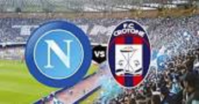 Anteprima partita Napoli vs Crotone