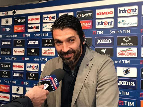 """Buffon: """"Il Barcellona? Lo stimolo più grande per un calciatore. Dal 2020 avremo la Nazionale più forte dell'ultimo ventennio"""""""
