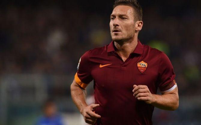 """Totti: """"Spalletti è il futuro della Roma. Tra un anno? Potrei essere dirigente, giocatore, procuratore…"""""""