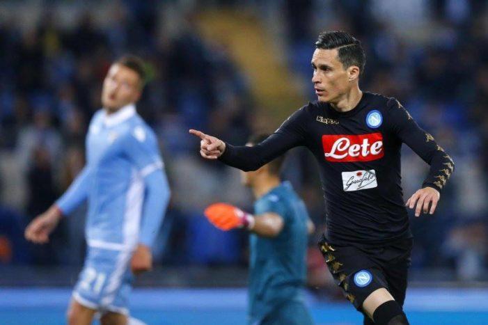 LA PARTITA – Lazio-Napoli 0-3, show degli azzurri all'Olimpico