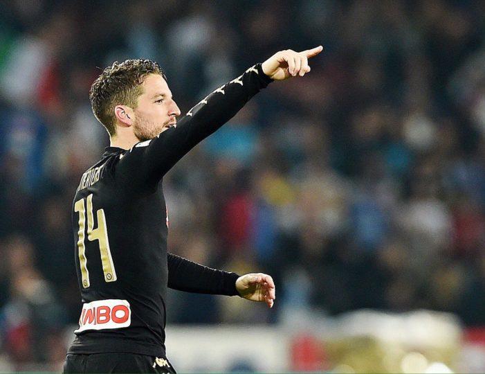 LA PARTITA – Napoli-Udinese 3-0, a segno Mertens, Allan e Callejon