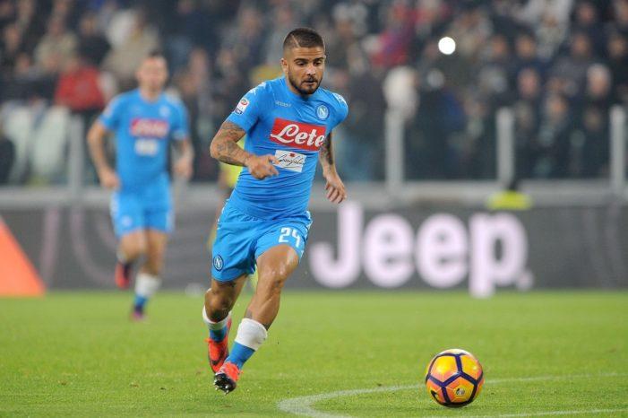 Dall'Inghilterra: «Napoli, il Liverpool bussa per Insigne valutato 65 milioni»