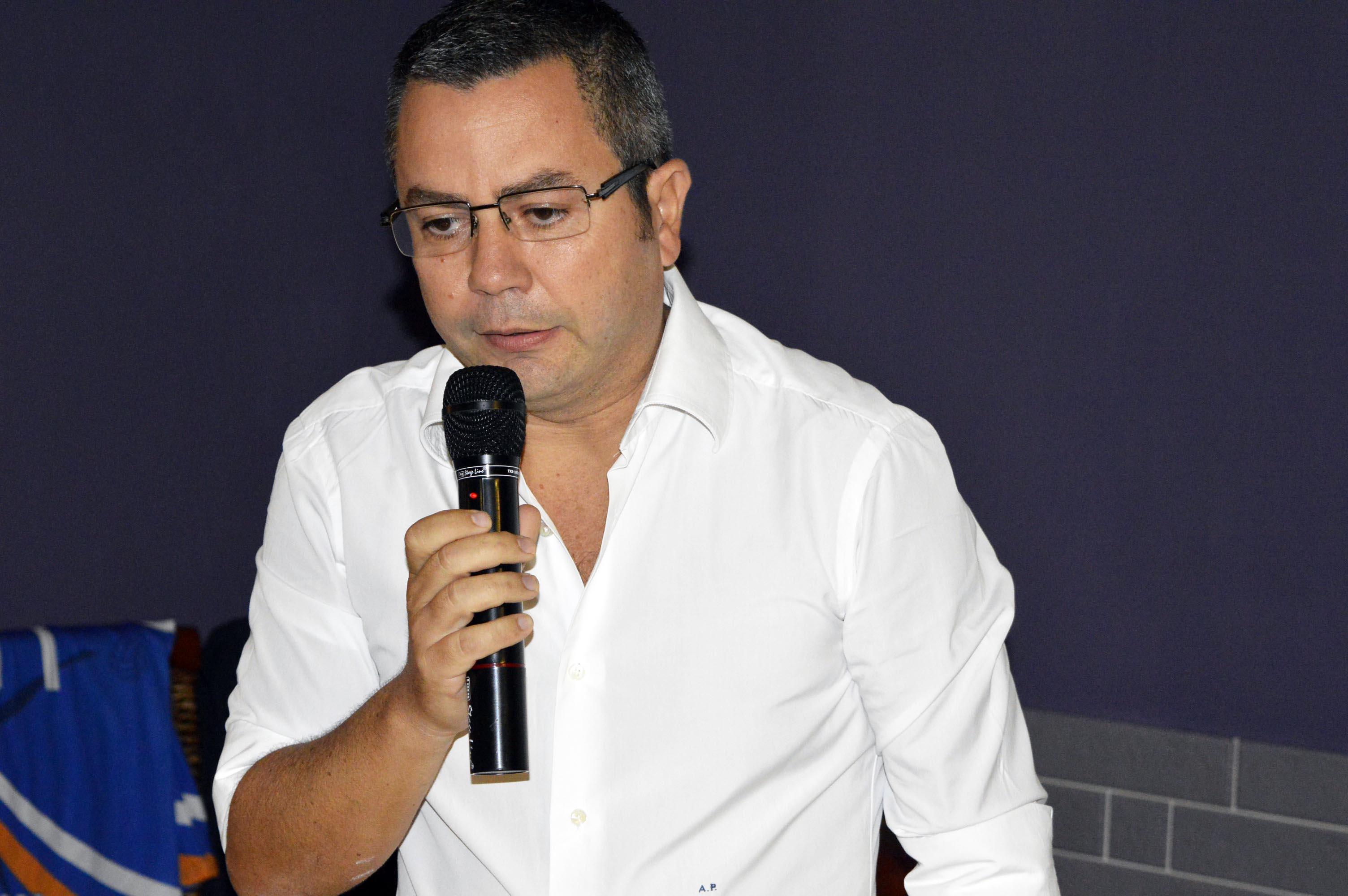 PALLAVOLO – Arzano Volley, coach Antonio Piscopo fissa gli obiettivi stagionali