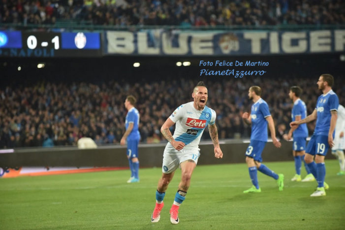 PHOTO GALLERY: 2-4-2017 Napoli vs Juventus