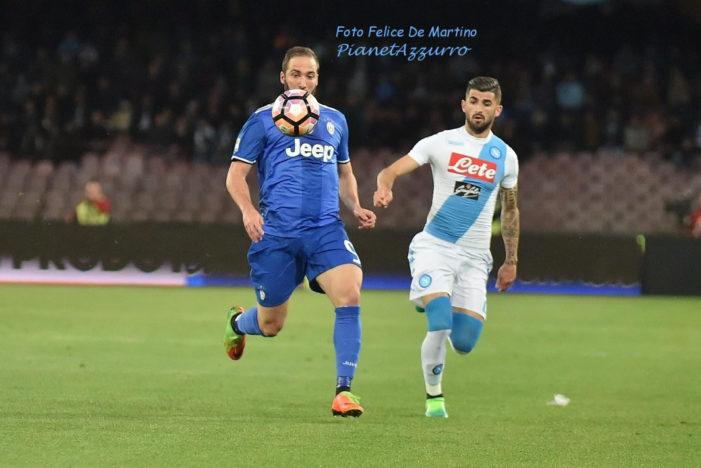 OBIETTIVO NAPOLI – Gli azzurri devono battere la Juventus