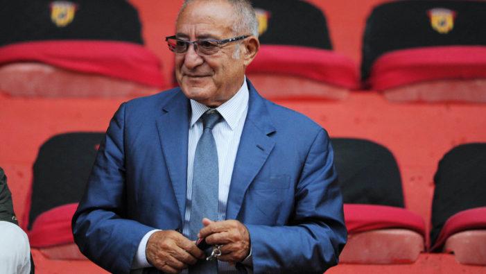 """Vigorito risponde a Sundas: """"Le quote non sono in vendita e non c'è alcuna volontà di cedere il Benevento"""""""