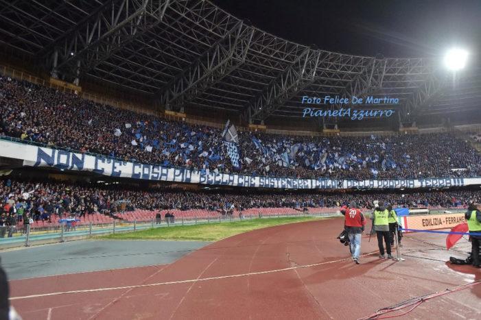 Sale la febbre per Napoli-Juve: in sei ore venduti già 26000 biglietti