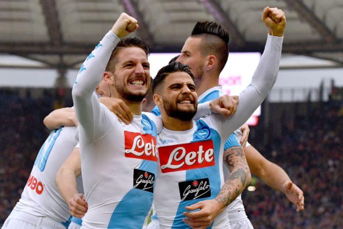 LA PARTITA – Torino-Napoli 0-5, cinquina e spettacolo