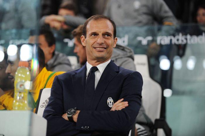 """Juventus, Allegri: """"Dopo domenica non abbiamo più tempo da perdere. Dovrò valutare Mandzukic e Dybala, post Monaco Paulo è uscito affaticato"""""""