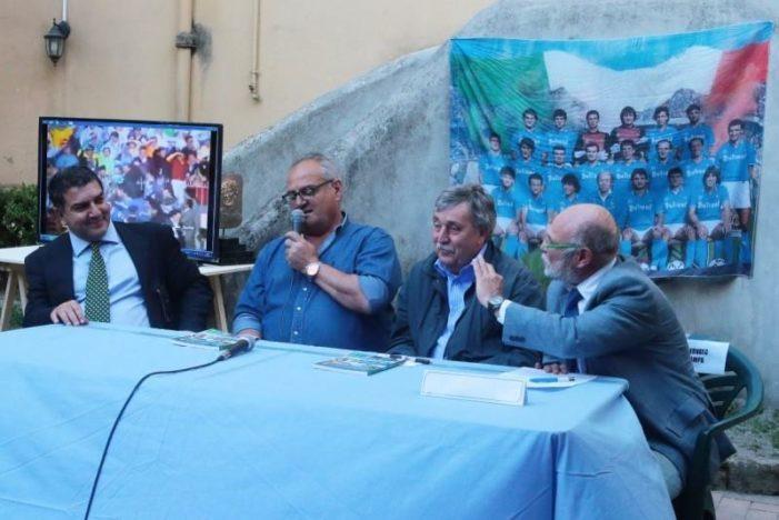 EVENTI PARTENOPEI – Festa grande a Portici, Bruscolotti incontra i tifosi azzurri