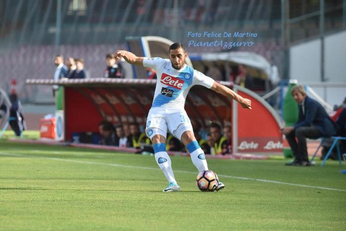 """Video – Ghoulam racconta il suo gol contro il Verona: """"E' stato bello ma preferisco fare gli assist"""""""