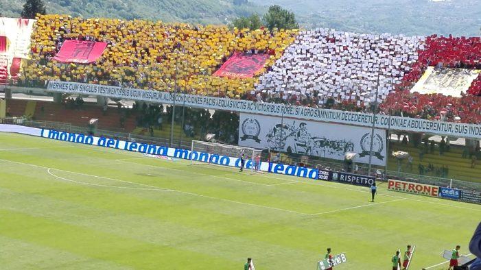 Benevento-Avellino 2-1: gli Stregoni tornano a vincere