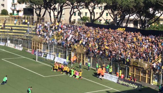 Serie C, big match tra Juve Stabia e Catania: gialloblu verso il primato a 2,30