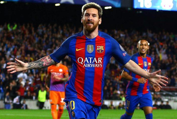 Barcellona, confermata condanna di 21 mesi a Messi per evasione fiscale