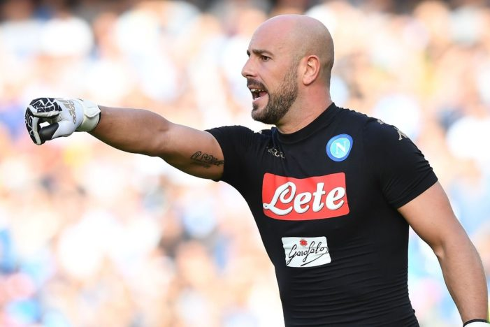 REINA, IL CITY INSISTE: GUARDIOLA LO VUOLE COME VICE EDERSON
