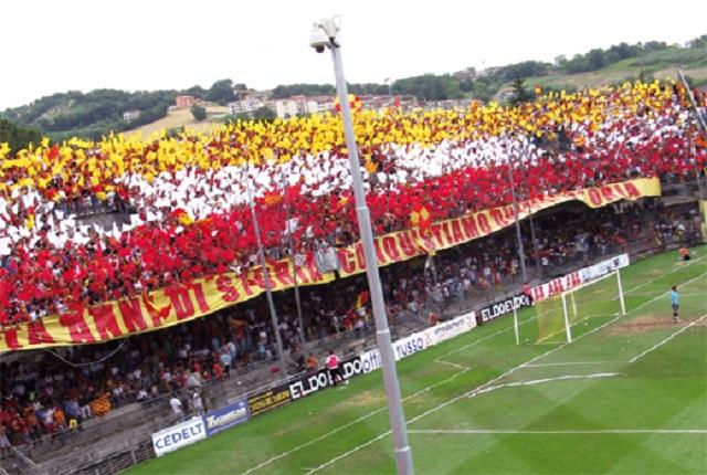Benevento, sono pochi 1100 biglietti: chiesti ulteriori tagliandi per il derby con il Napoli