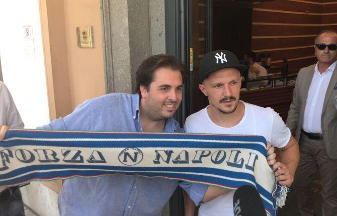 """Mario Rui: """"Napoli, ci ho sempre creduto. Il gioco di Sarri può esaltarmi"""""""