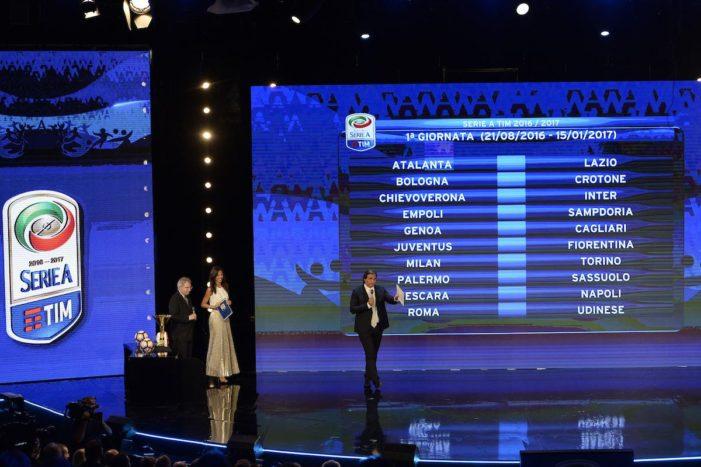 Calendario Serie A 2017/2018: come cambia il campionato