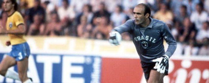 Addio aWaldir Peres, portiere del Brasile di Espana '82