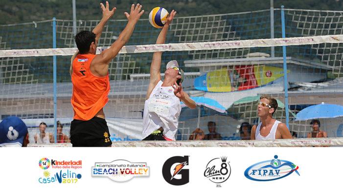 Beach Volley: TDR e Campionato Italiano  In campo con Gatorade e Chin8 Neri