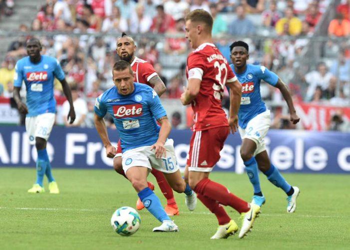 LA PARTITA – Bayern Monaco-Napoli 0-2, gli azzurri vincono all'Allianz Arena