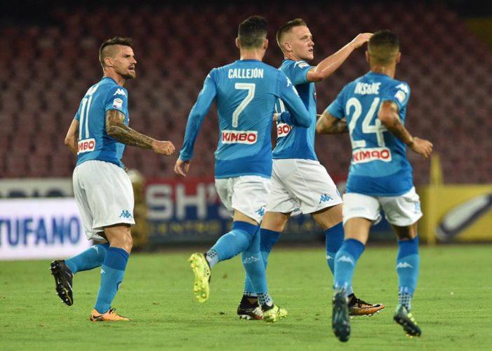 LA PARTITA, CRONACA E VIDEO DEI GOL – Napoli-Atalanta 3-1, gli azzurri vincono in rimonta