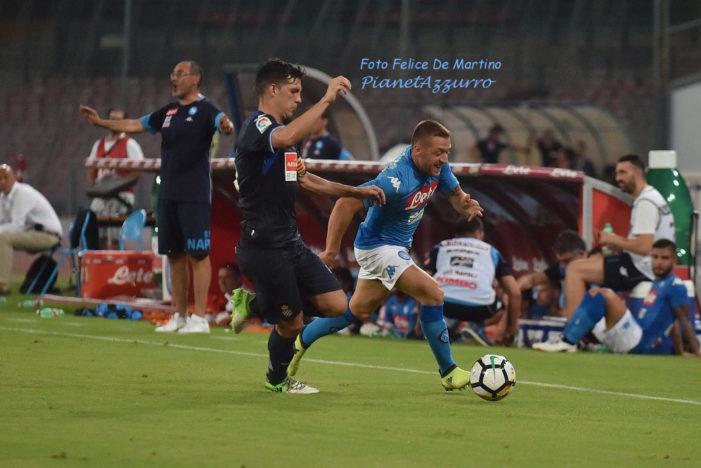PHOTO GALLERY: 10-8-2017 Napoli vs Espanyol