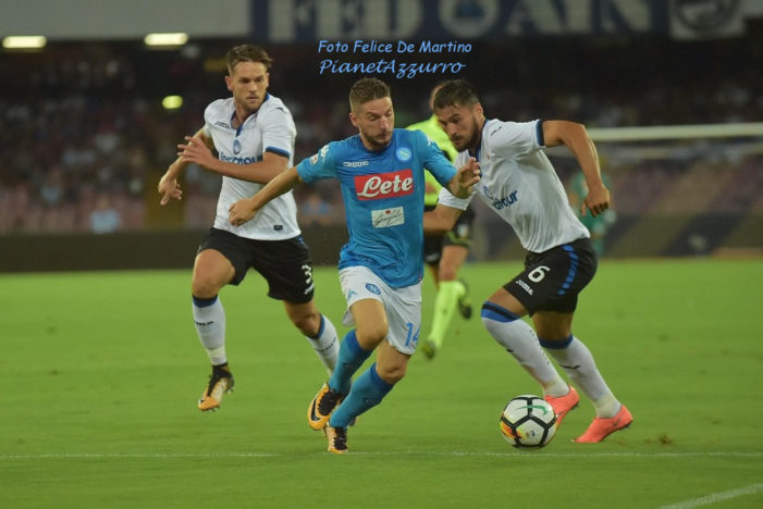 PHOTO GALLERY: 27-8-2017 Napoli vs Atalanta