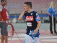 Si ferma Mario Rui: distorsione alla caviglia, Sarri in allarme per Udine