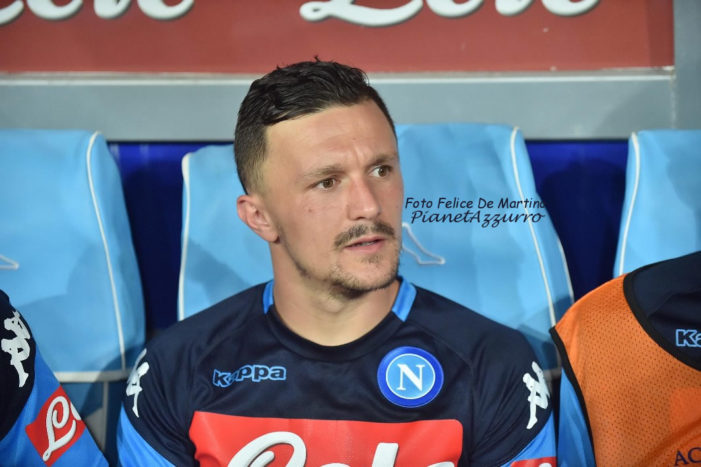 """Mario Rui: """"Dobbiamo tenere questo passo fino a maggio. Con la Lazio sfida molto difficile"""""""
